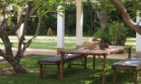 Ananda at Jivana Outdoor Dining Area | Natai, Phang Nga