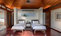 Ananda at Jivana Twin Bedroom | Natai, Phang Nga