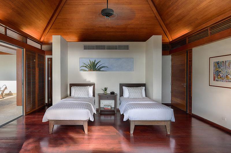 Ananda at Jivana Twin Bedroom   Natai, Phang Nga