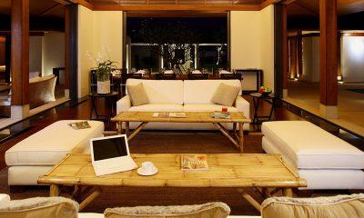 Jivana Beach Villas Ananda At Jivana Living Area | Natai, Phang Nga