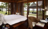Jivana Beach Villas Ananda At Jivana Bedroom with Sea View | Natai, Phang Nga