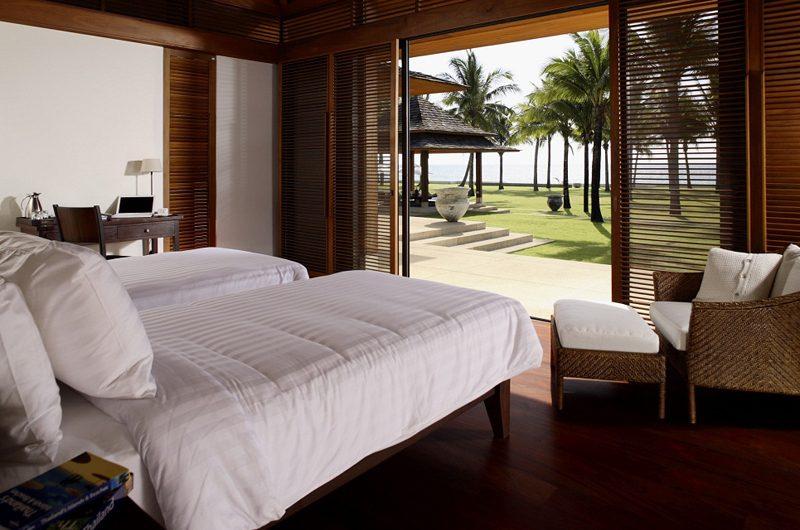 Jivana Beach Villas Ananda At Jivana Twin Bedroom with Sea View | Natai, Phang Nga
