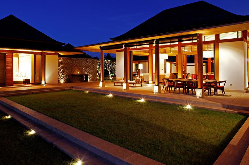 Jivana Beach Villas Jia At Jivana Outdoor Dining Area   Natai, Phang Nga