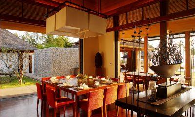 Jivana Beach Villas Jia At Jivana Dining Area | Natai, Phang Nga