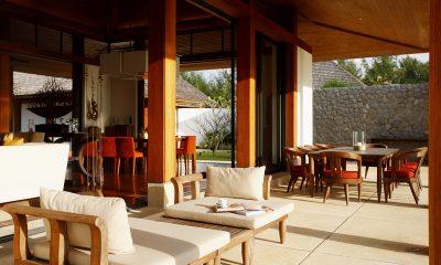 Jivana Beach Villas Jia At Jivana Outdoor Dining | Natai, Phang Nga