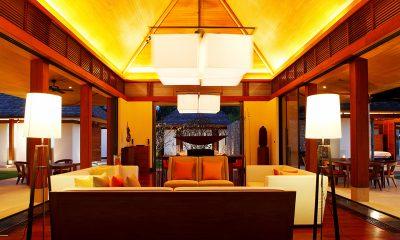 Jivana Beach Villas Jia At Jivana Indoor Living Area | Natai, Phang Nga