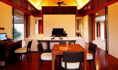 Jivana Beach Villas Jia At Jivana Living and Dining Area | Natai, Phang Nga