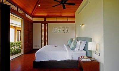 Jivana Beach Villas Jia At Jivana Bedroom View | Natai, Phang Nga