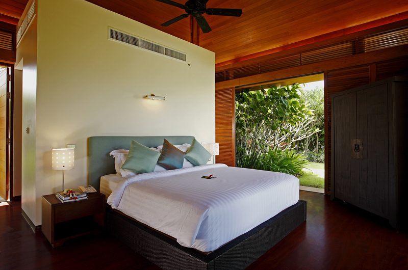 Jivana Beach Villas Jia At Jivana Bedroom | Natai, Phang Nga