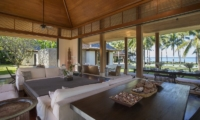 Jivana Beach Villas Shanti At Jivana Living Area | Natai, Phang Nga
