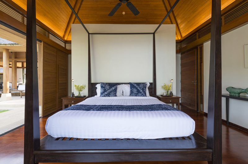 Jivana Beach Villas Shanti At Jivana Bedroom | Natai, Phang Nga