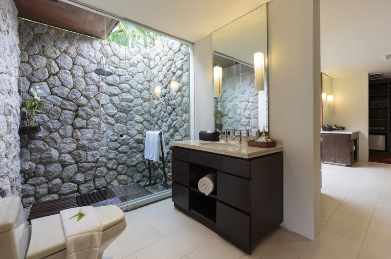 Jivana Beach Villas Shanti At Jivana En-suite Bathroom | Natai, Phang Nga