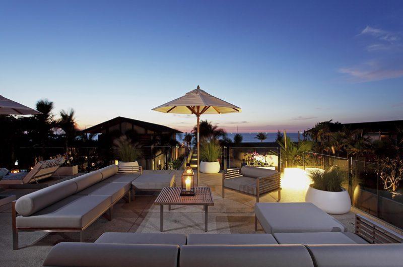 Sava Beach Villas Aqua Villa Open Plan Lounge Area | Natai, Phang Nga