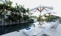 Sava Beach Villas Aqua Villa Reclining Sun Loungers | Natai, Phang Nga