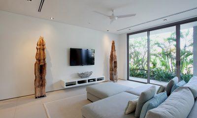 Sava Beach Villas Aqua Villa Media Room | Natai, Phang Nga