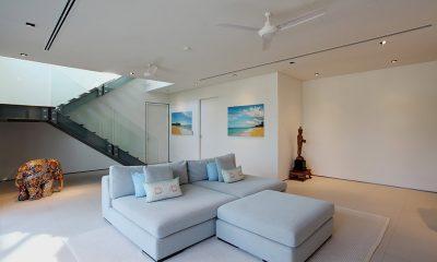 Sava Beach Villas Aqua Villa Staircase | Natai, Phang Nga