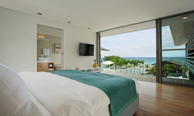 Sava Beach Villas Aqua Villa Bedroom with Sea View | Natai, Phang Nga