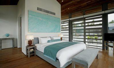 Sava Beach Villas Aqua Villa Bedroom | Natai, Phang Nga