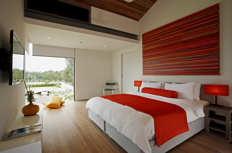 Sava Beach Villas Aqua Villa King Size Bed | Natai, Phang Nga