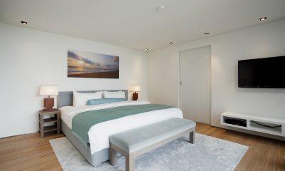 Sava Beach Villas Aqua Villa King Size Bed with TV | Natai, Phang Nga
