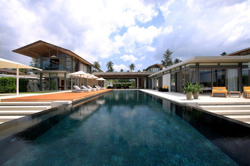 Sava Beach Villas Villa Amarelo Reclining Sun Loungers | Natai, Phang Nga