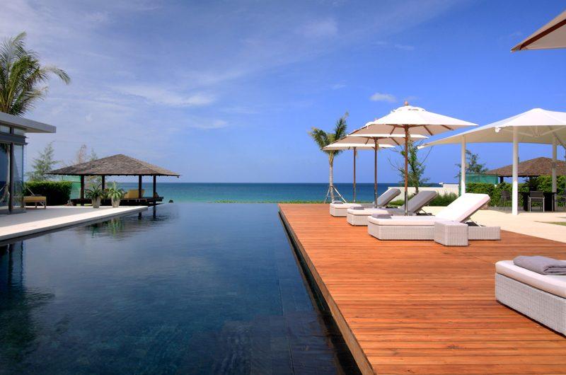 Sava Beach Villas Villa Amarelo Sun Beds | Natai, Phang Nga