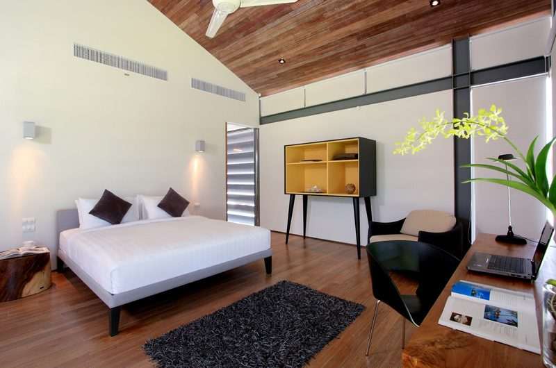 Sava Beach Villas Villa Amarelo Bedroom | Natai, Phang Nga