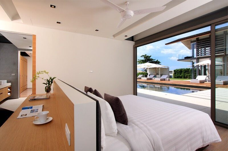 Sava Beach Villas Villa Amarelo King Size Bed | Natai, Phang Nga