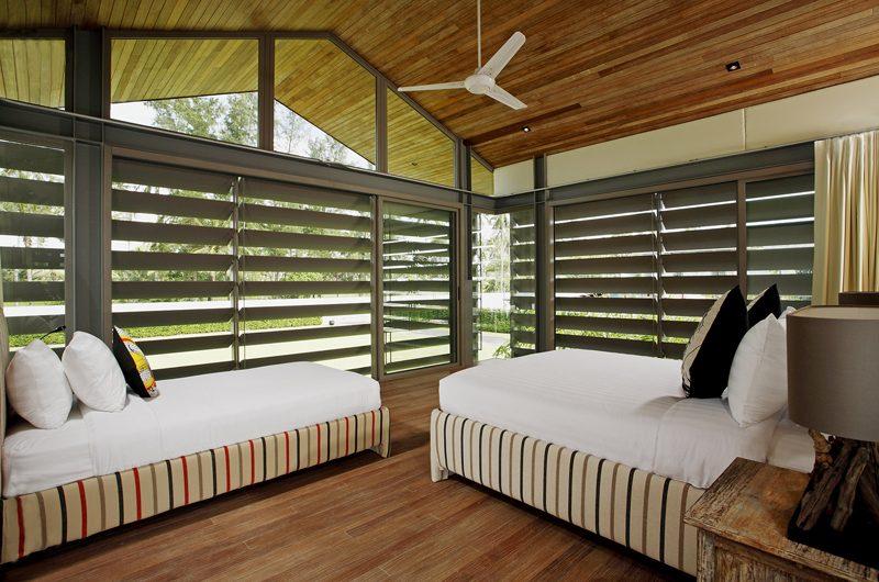 Sava Beach Villas Villa Essenza Twin Bedroom | Natai, Phang Nga