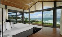 Sava Beach Villas Villa Essenza Bedroom with Sea View | Natai, Phang Nga