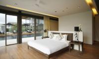 Sava Beach Villas Villa Essenza Bedroom View | Natai, Phang Nga