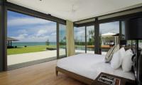 Sava Beach Villas Villa Essenza Pool Side Bedroom | Natai, Phang Nga