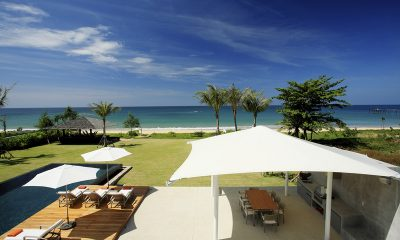 Sava Beach Villas Villa Malee Sai Bird's Eye View | Natai, Phang Nga