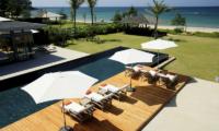 Sava Beach Villas Villa Malee Sai Gardens and Pool | Natai, Phang Nga