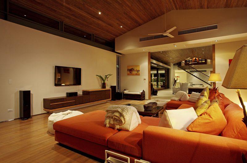 Sava Beach Villas Villa Malee Sai Entertainment Room | Natai, Phang Nga