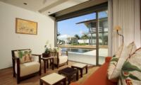 Sava Beach Villas Villa Malee Sai Lounge Area | Natai, Phang Nga
