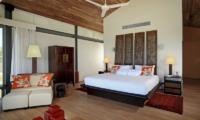 Sava Beach Villas Villa Malee Sai Bedroom | Natai, Phang Nga