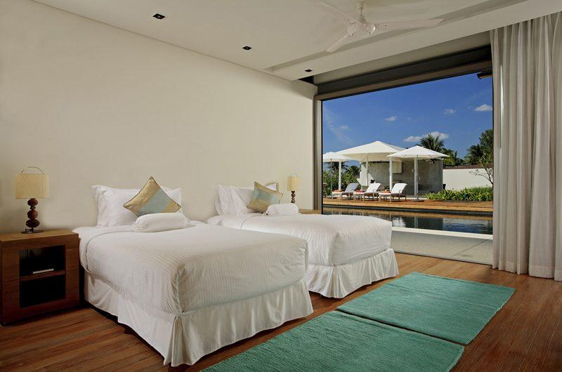 Sava Beach Villas Villa Malee Sai Twin Bedroom | Natai, Phang Nga