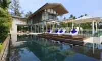 Sava Beach Villas Villa Roxo Swimming Pool   Natai, Phang Nga
