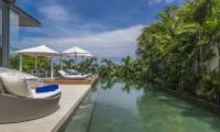 Sava Beach Villas Villa Roxo Reclining Sun Loungers   Natai, Phang Nga