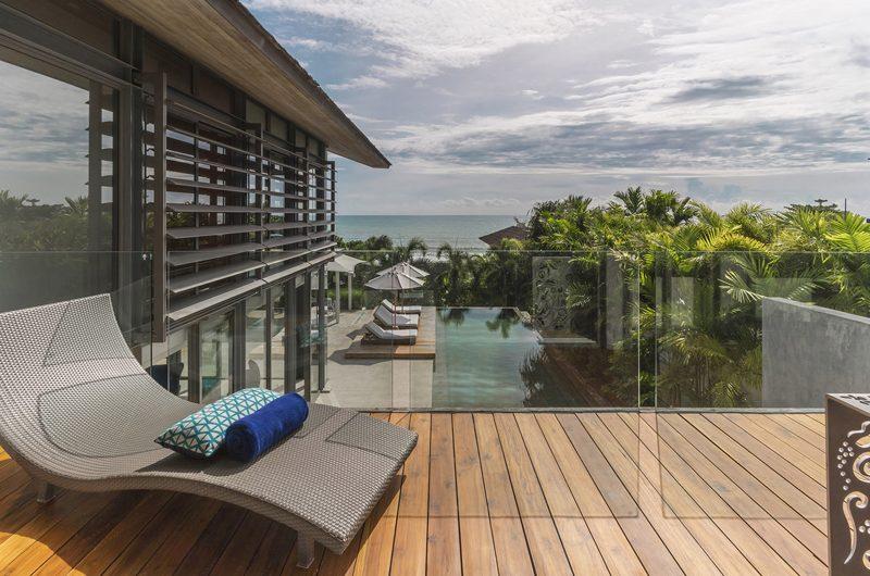 Sava Beach Villas Villa Roxo Balcony | Natai, Phang Nga