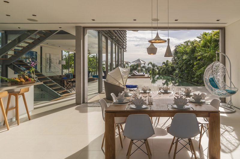 Sava Beach Villas Villa Roxo Dining Area | Natai, Phang Nga