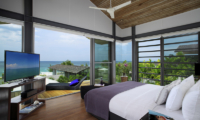 Sava Beach Villas Villa Roxo Twin Bedroom with Sea View | Natai, Phang Nga