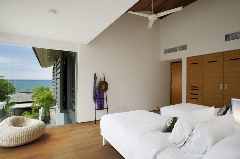 Sava Beach Villas Villa Roxo Twin Bedroom   Natai, Phang Nga