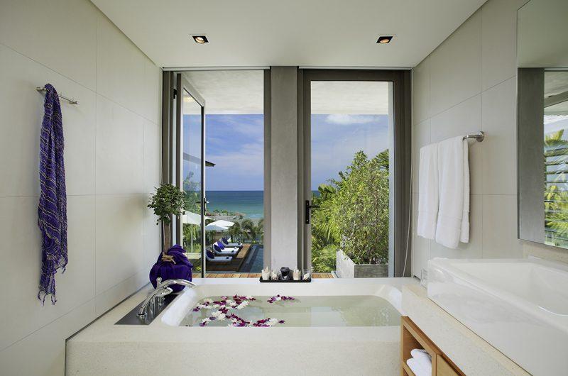 Sava Beach Villas Villa Roxo Bathroom   Natai, Phang Nga