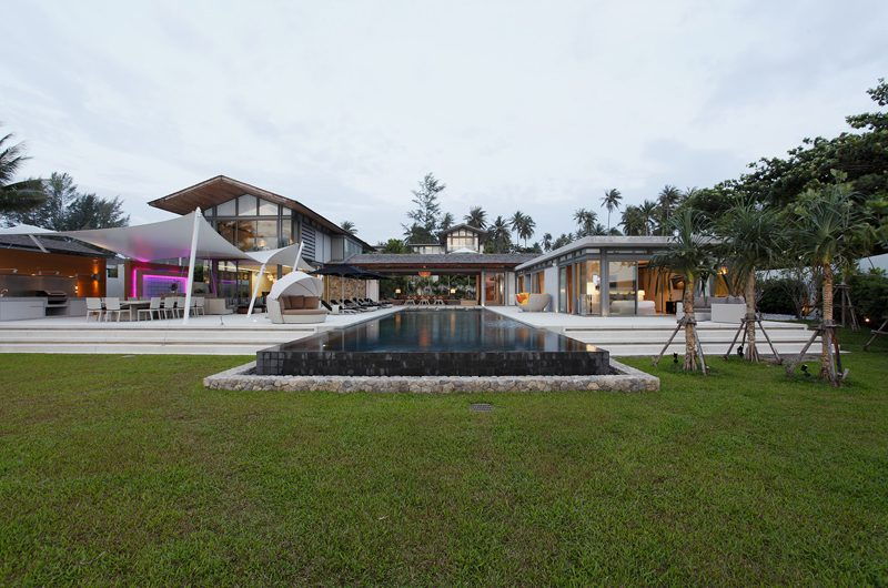 Sava Beach Villas Villa Tievoli Gardens and Pool | Natai, Phang Nga