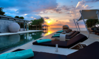 Sava Beach Villas Villa Tievoli Reclining Sun Loungers | Natai, Phang Nga