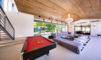Sava Beach Villas Villa Tievoli Living Area | Natai, Phang Nga