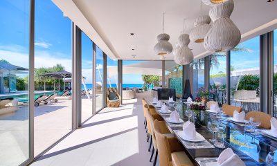 Sava Beach Villas Villa Tievoli Dining Area   Natai, Phang Nga