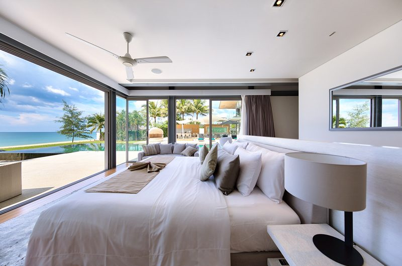 Sava Beach Villas Villa Tievoli King Size Bed | Natai, Phang Nga